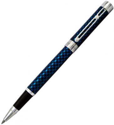 купить Ручка-роллер Flavio Ferrucci Quadretto синий М FF-RP1821 по цене 1110 рублей
