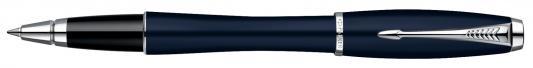 Ручка-роллер Parker Urban Night Sky Blue CT S0850460 хромированные детали