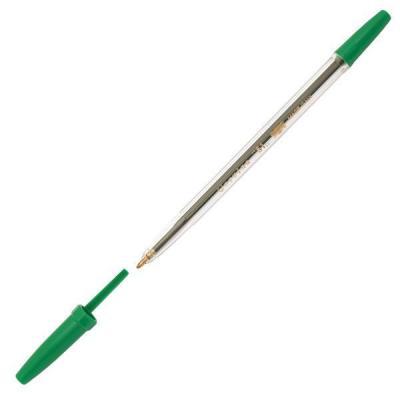 Шариковая ручка Universal CORVINA 51 зеленый 0.1 мм 40163/З