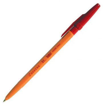 Шариковая ручка Universal Corvina 51 красный 40163-G/К 40163-G/К