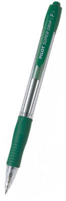 Шариковая ручка автоматическая Pilot SUPERGRIP зеленый 0.7 мм BPGP-10R-F-G BPGP-10R-F-G as34 g as34 f