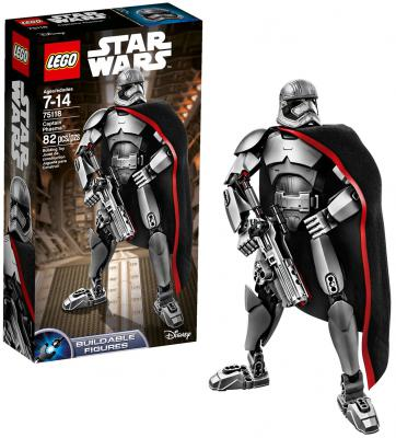 Конструктор Lego Star Wars Villain Trooper Com.CONF 82 элемента 75118
