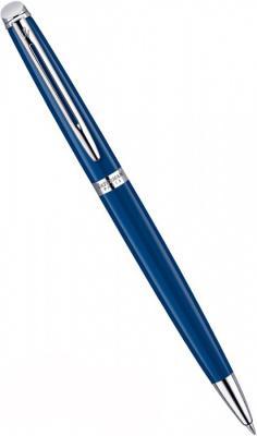Шариковая ручка поворотная Waterman HEMISPHERE Blue CT синий WAT-1904603 WAT-1904603 ручка шариковая waterman hemisphere s0920670 mars
