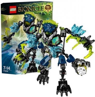 Конструктор Lego Грозовой Монстр 109 элементов 71314