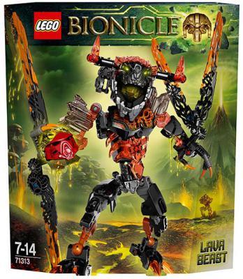 Конструктор Lego Bionicle: Лава-Монстр 114 элементов 71313
