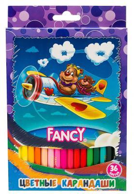 Набор цветных карандашей Action! Fancy 36 шт FCP001-36 набор цветных карандашей action fancy 36 шт fcp101 36 fcp101 36