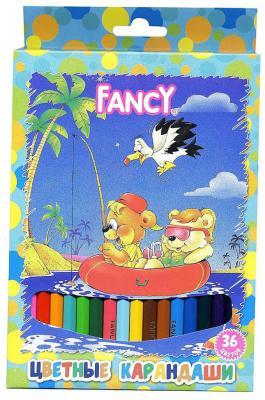 Набор цветных карандашей Action! Fancy 36 шт FCP103-36 FCP103-36