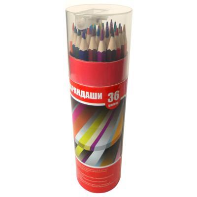 Набор цветных карандашей Action! ACP103-36 36 шт