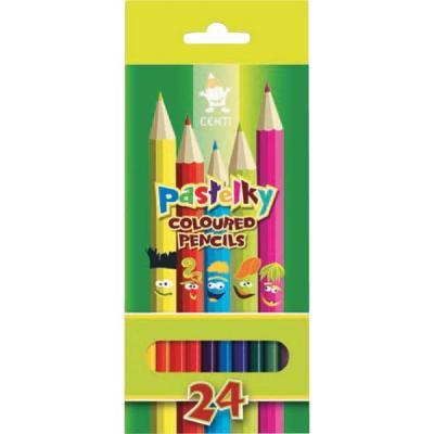 Набор цветных карандашей Koh-i-Noor 2144/24 24 шт 17.5 см