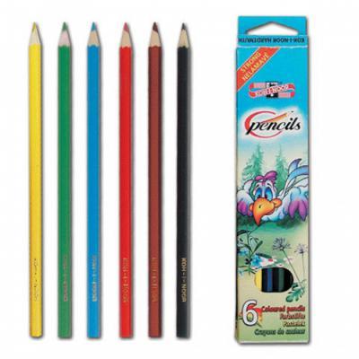 Набор цветных карандашей Koh-i-Noor 95482 6 шт 17.5 см 95482 good charlotte montréal