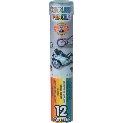 Набор цветных карандашей Koh-i-Noor 3576/12 12 шт 17.5 см набор цветных карандашей koh i noor mondeluz 24 шт 3718024001ksru