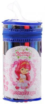 Набор фломастеров Action! Strawberry Shortcake 50 шт разноцветный SW-AWP105-50 в ассортименте SW-AWP105-50 юбка strawberry witch lolita sk