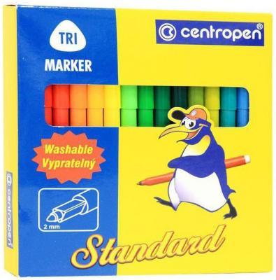 Набор фломастеров Action! Standart Trio 2 мм 30 шт разноцветный 2550/30 2550/30