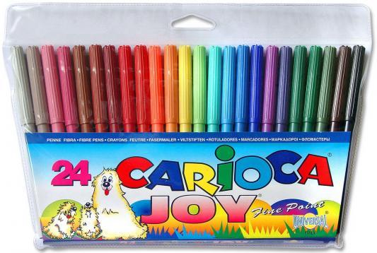 Набор фломастеров Universal CARIOCA JOY 24 шт разноцветный 40532/24