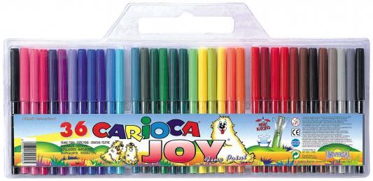 Набор фломастеров Universal CARIOCA JOY 2 мм 36 шт разноцветный 40556/36 40556/36