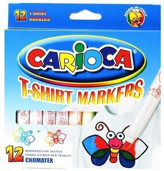 цена на Набор фломастеров Universal CARIOCA 12 шт разноцветный 40957/12 40957/12