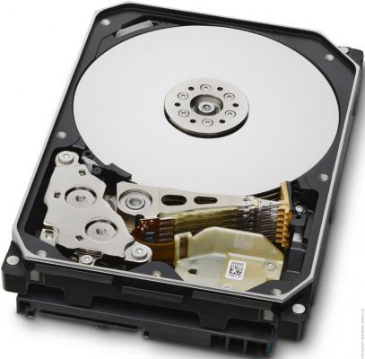 "Жесткий диск 3.5"" 6Tb 7200rpm HGST Ultrastar 7K6000 SATAIII HUS726060ALE614"