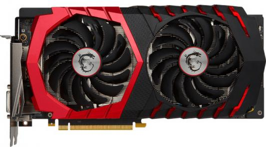 Видеокарта 3072Mb MSI GeForce GTX 1060 Gaming X PCI-E 192bit GDDR5 DVI HDMI DP GTX 1060 GAMING X 3G Retail видеокарта msi gtx 960 gaming 100me gtx 960 2гб gddr5 retail