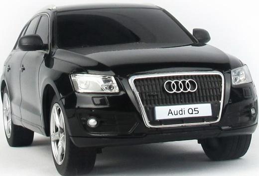 Машинка на радиоуправлении Rastar AUDI Q5 1:24 ассортимент от 3 лет пластик в ассортименте 38600 rastar радиоуправляемая машинка rastar audi q5 1 14 черная