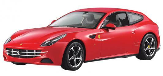 Машинка на радиоуправлении Rastar Ferrari FF от 2 лет металл в ассортименте 46700 чехол для iphone 5c ferrari ff collection flip feffflpmre red