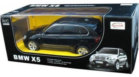 Машинка на радиоуправлении Rastar БМВ X5 ассортимент от 3 лет пластик в ассортименте 23100r машинка на радиоуправлении rastar range rover evoque ассортимент от 6 лет пластик в ассортименте 47900 8