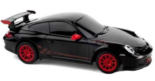 Машинка на радиоуправлении Rastar Porsche GT3 RS от 4 лет пластик в ассортименте 42800 машинка на радиоуправлении rastar aston martin1 24 ассортимент от 8 лет пластик в ассортименте 40200
