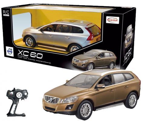 Машинка на радиоуправлении Rastar Volvo XC60 пластик от 3 лет ассортимент в ассортименте 6930751302181 машинка на радиоуправлении rastar bmw i8 свет 1 14 ассортимент от 3 лет пластик в ассортименте 49600 11