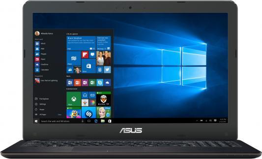 Ноутбук ASUS K556Uq 15.6 1366x768 Intel Core i5-6200U 90NB0BH1-M05410 ноутбук asus k501ux dm201t bts 15 6 intel core i5 6200u 2 3ghz 8gb 1tb hdd 90nb0a62 m03360