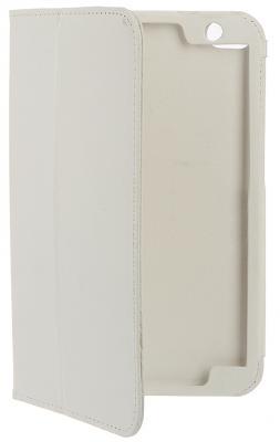 "Чехол IT BAGGAGE для планшета Asus ZenPad 8""  Z380 белый ITASZP3802-0"