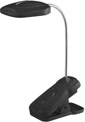 цена на Настольная лампа ЭРА NLED-420-1.5W-BK черный