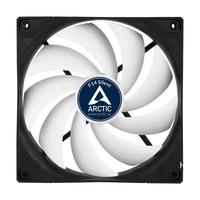 Вентилятор Arctic Cooling Arctic F14 140мм ACFAN00076A cooler for cpu arctic cooling freezer 33 tr white acfre00039a 2066 2011v3 am4