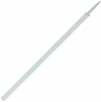 Стержень для гелевой ручки IGP601, длина 122 мм, масляные чернила, 0,6 мм, красный IGR601/RD