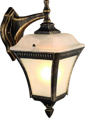 Уличный настенный светильник Arte Lamp Memphis A3161AL-1BN