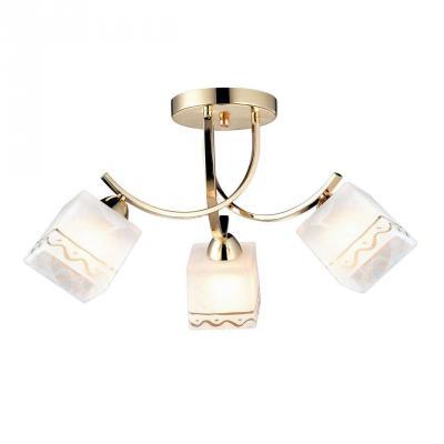 Потолочная люстра Arte Lamp 5 A6119PL-3GO люстра на штанге arte lamp modello a6119pl 5go