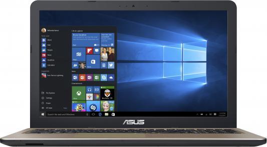 """Ноутбук ASUS X540LA-XX265T 15.6"""" 1366x768 Intel Core i3-5005U 90NB0B01-M12510"""