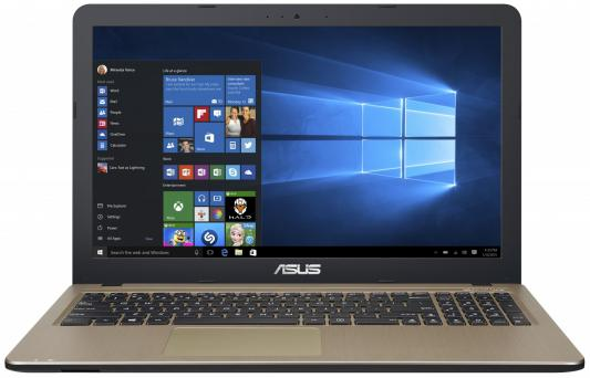 "Ноутбук ASUS X540SA-XX020T 15.6"" 1366x768 Intel Pentium-N3700 90NB0B31-M00730"