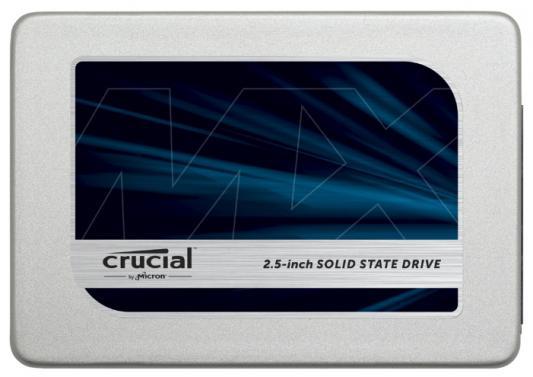 "SSD Твердотельный накопитель 2.5"" 525Gb Crucial MX300 Read 530Mb/s Write 510Mb/s SATAIII CT525MX300SSD1"