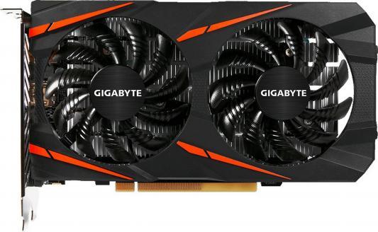Видеокарта 2048Mb Gigabyte RX 460 PCI-E GV-RX460WF2OC-2GD Retail