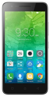 """Купить со скидкой Смартфон Lenovo Vibe C2 черный 5"""" 16 Гб LTE Wi-Fi GPS PA450118RU"""