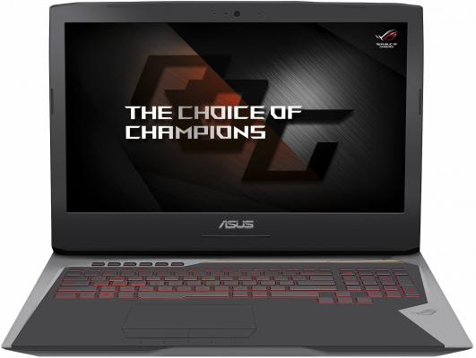 Ноутбук ASUS ROG G752VS-GB081T 17.3 3840x2160 Intel Core i7-6820HK 90NB0D71-M00940 free shipping 12 one piece anime roronoa zoro big size smsp ver boxed 30cm pvc action figure collection model doll toys gift