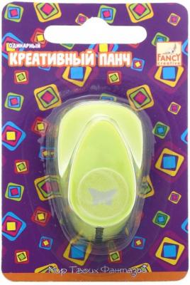 Фигурный дырокол Fancy Creative Бабочка-1 1 лист FDP100/6 одинарный fancy creative 1 6 40