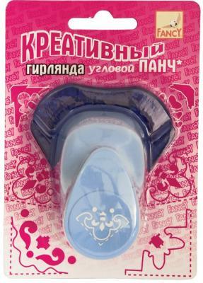 Фигурный дырокол Fancy Creative Гирлянда 1 лист FDP250/2 угловой