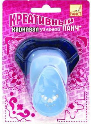 Фигурный дырокол Fancy Creative Сердечки 1 лист FDP250/5 угловой FDP250/5 фигурный дырокол fancy creative сердечки 1 лист fdp250 5 угловой fdp250 5