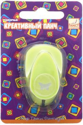 Фигурный дырокол Fancy Creative Бабочка 2 1 лист FDP500/5 FDP500/5