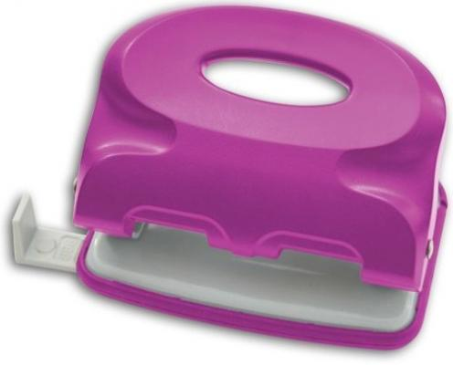 Дырокол Index ColourPlay 15 листов ICP115/PL ICP115/PL дырокол index colourplay  цвет  неоновый фиолетовый  icp115