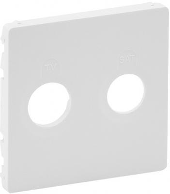 Лицевая панель Legrand Valena Life для розеток TV-SAT белый 754820