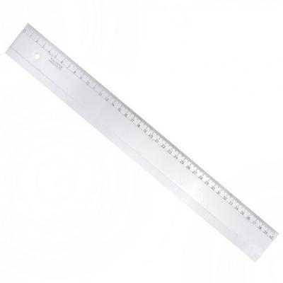 Линейка Koh-i-Noor 742700 40 см пластик линейки koh i noor линейка 30 см масштабная трехгранная 6 шкал