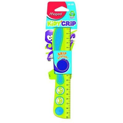 Линейка Maped KIDY'GRIP 30 см пластик 278710