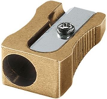 Точилка M+R 0600-0000 металл латунь