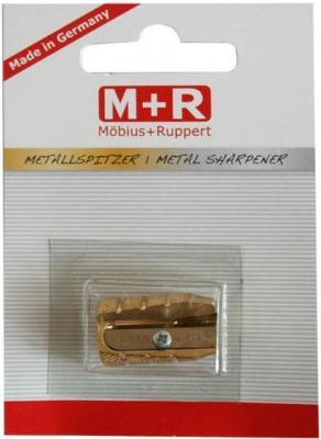Точилка M+R 0604-0002 металл латунь